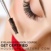 Eyelash Extension Training Class