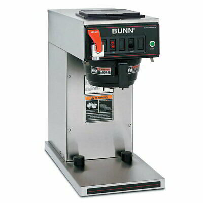 Bunn Cwtf15-tc Medium Volume Thermal Coffee Maker - Automatic 3.9 Galhr120v