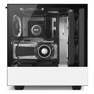 NZXT h500i Tower (open box, unused)