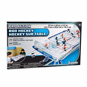 Franklin Pro Action 2 Rod Hockey Game