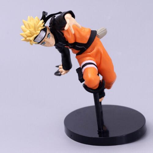 Shippuden Uzumaki Naruto w/Kunai Statue Anime Statue Figurine Action Figures Toy