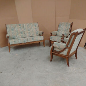 European Couch and Chairs
