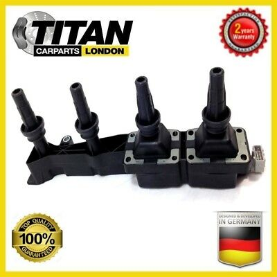 For Peugeot 206, 307, 207, 308 ,1007 1.6 16V Rail Pack 96363378 Ignition Coil