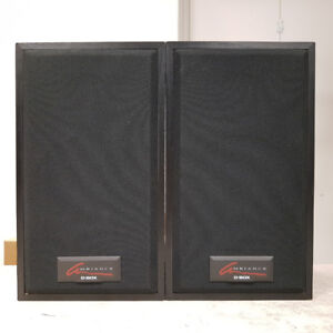 Ambiance D-Box Bookshelf Speakers