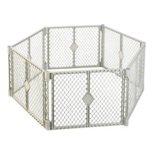 Playpen, play yard, pet pen - 12 panels