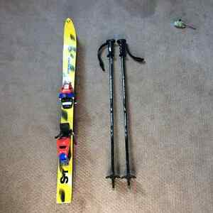 Rossignol 100 Downhill Skis