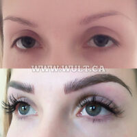 3D MICROBLADING EYEBROW! LASH EXTENSIONS, REMOVAL SKIN TAGS MOLE
