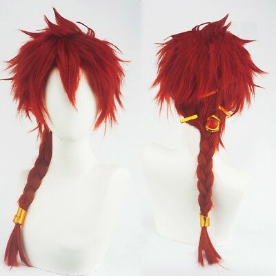 Fate/Grand Order Rider Alexander Cosplay Wig for - Red Wigs For Sale