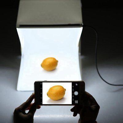 24cm Foto-Ministudio Lichtbox Lichtzelt Beleuchtung Fotostudio Tents