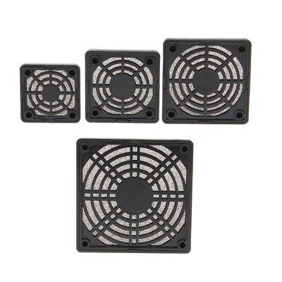 40/50/60/90mm Dustproof Case Fan Dust Filter Guard Grill Protector PC - 40 50 90