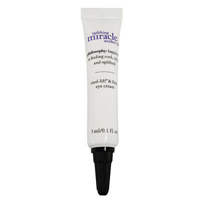 Philosophy Uplifting Miracle Worker Eye Cool-lift & Firm Eye Cream 0.1 oz.