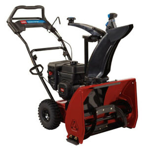 """TORO SnowMaster 724 ZXR 212cc OHV 24"""" Single-Stage Snow Blower"""