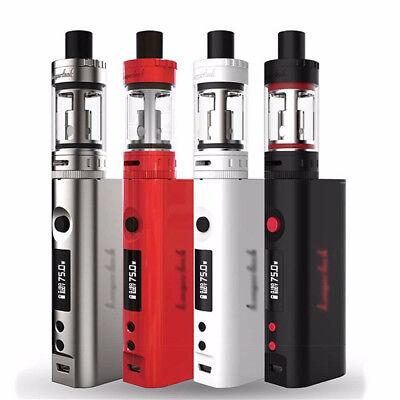 New Topbox 75W Tc Electronic Vape E Pen Cigarettes Toptank Mini Starter Kit Us