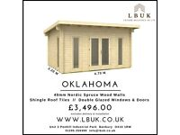 Garden Log Buildings - Summerhouses - Garden Offices - Man Caves - She Sheds - Garages & MORE!