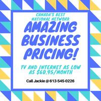 Business Services Promotion!