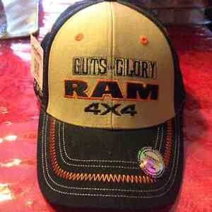 Dodge Ram 4x4 Guts Glory Hat New with Tags