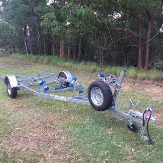 Swiftco Trailers Townsville 5 Metre Boat Trailer Skid Type Garbutt Townsville City Preview