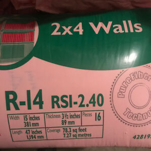 R-14 Owens Corning for 2X4