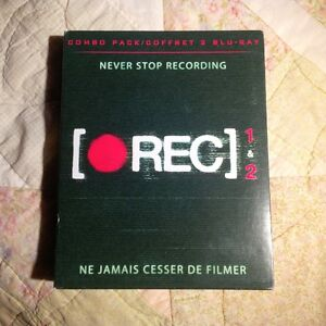 REC: 1 & 2 Blu-ray (OUT OF PRINT)
