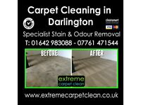PROFESSIONAL CARPET CLEANING IN THE DARLINGTON AREA