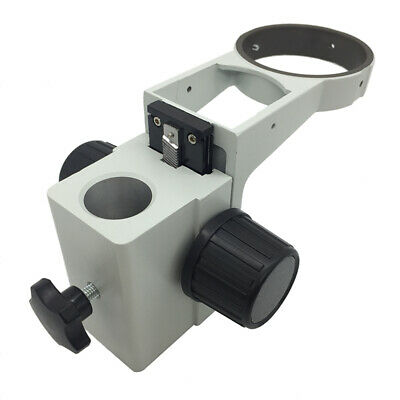Stereo Microscope E Arm Adjustable Focus Head Holder Ring Arbor Stand Bracket