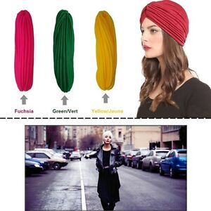 Turban Scarf for Hair Loss,Chemotherapy,cancer fighting Yellowknife Northwest Territories image 9