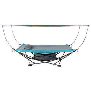 Hammock with foldable frame and canopy NEW!!!