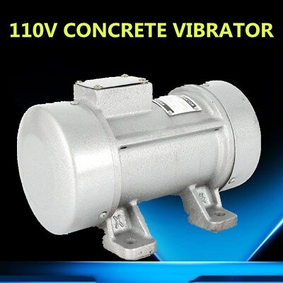 2840rpm Heavy Duty Electric Concrete Vibrator Table Vibrating Motor 300kgf Force