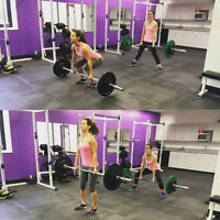 Promotion on Unlimited Small Group Training / Personal Training