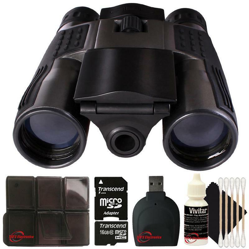 Vivitar Binoculars/Scope VIV-CV-1225-V Digital Binocular Bundle ( AO3021924 )