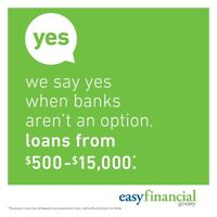 We say YES when banks aren't an option!