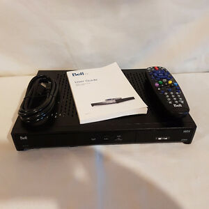 Bell TV 6131 Receiver, Satellite sd