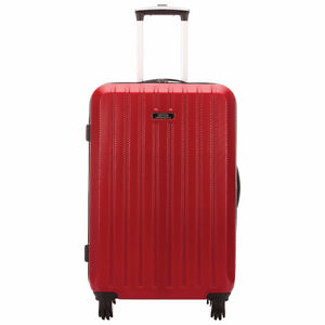 "Kenneth Cole Reaction 20"" Hard Side 8-Wheeled Carry On Suitcase"