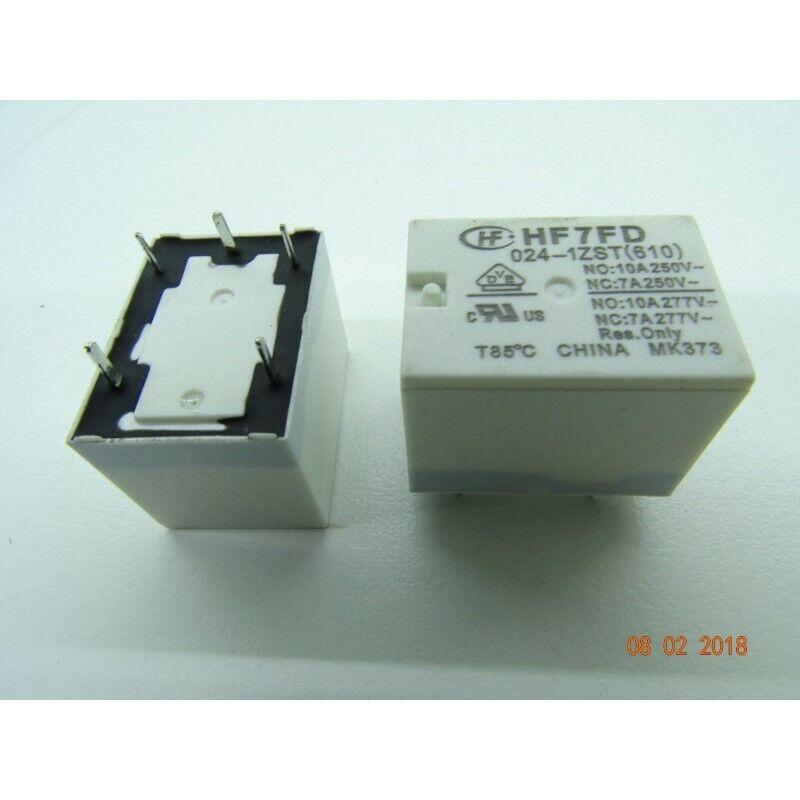 Hongfa Relay HF7FD 24 Volt 1 Piece (CC2)
