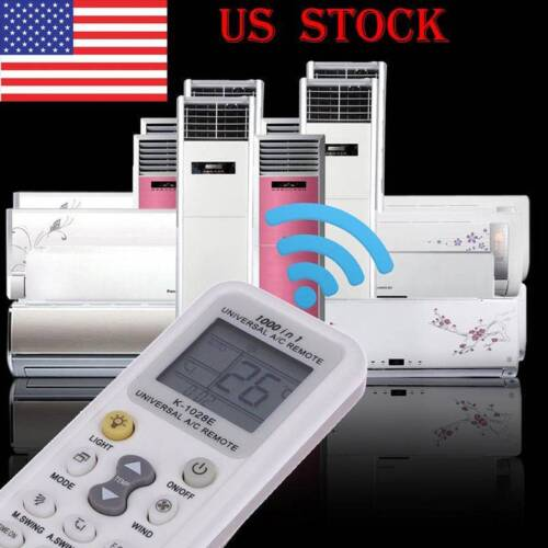 US Remote Control Controller for Air Conditioner -1028E Univ