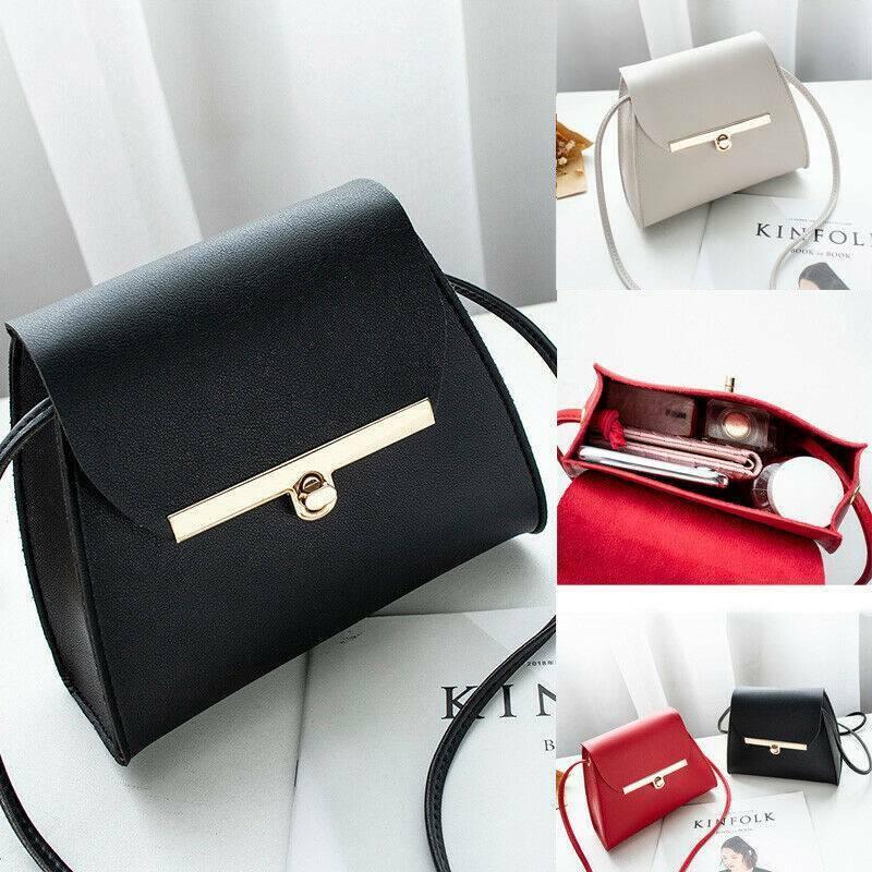 Damen Handtasche Aktentasche Umhängetasche Geldbörse Schultertasche Leder PU