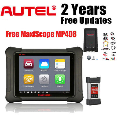 Used, 2018 Autel MaxiSys Elite Auto Diagnostic J2534 Programming Tool Better MS908PRO for sale  USA