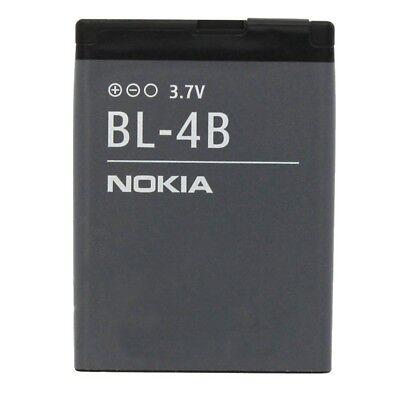 Nokia Batteria originale BL-4B per 2630 2660 2760 500 6111 7370 7373...
