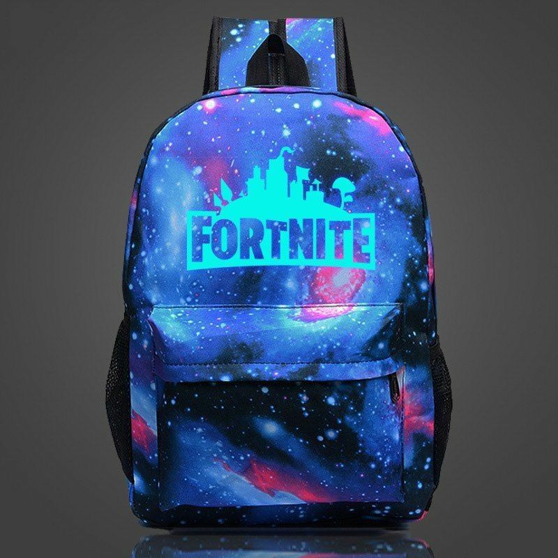 Cool Night Luminous Backpack School Bags for Boys and Girls Schoolbags for