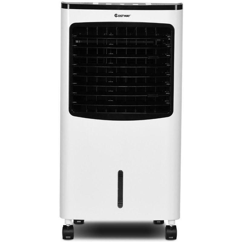 Portable 215 CFM Air Conditioner Cooler with Remote Control
