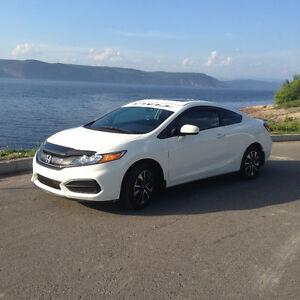 Honda Civic Coupé (2 portes) Transfert de location ou achat !! Saguenay Saguenay-Lac-Saint-Jean image 2