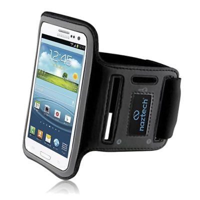 Naztech Sport Armband Cell Phone Case Holder - iPhones & Most Large Smartphones