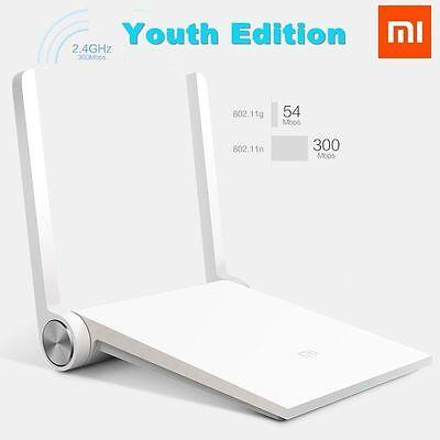 Portable Xiaomi Mi WiFi Router Smart Support Through Wall Nano Office Home Pw26