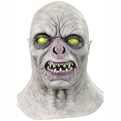 Death Studios Collection Lord Of The Pit Full Overhead Adult Costume Mask JD103](Lord Death Halloween Costume)