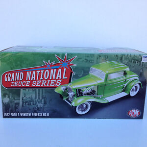 ACME/GMP DIECAST  '32 FORD COUPES/ROADSTERS London Ontario image 10