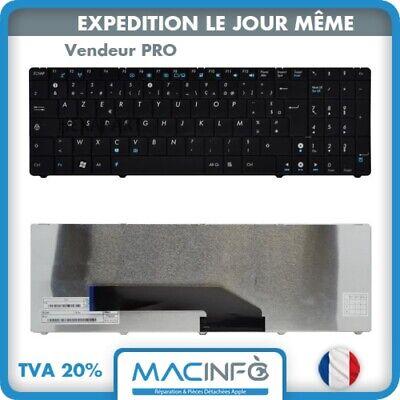 Clavier Asus X70I X701 X70IC X70ID X70IJ X70IL X70IO Serie Français Azerty