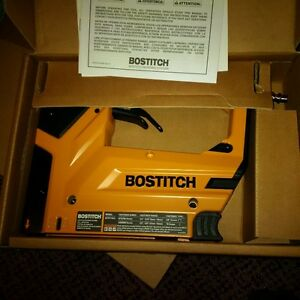 Bostich Pneumatic stapler