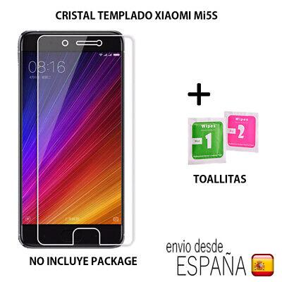 Cristal templado protector de pantalla para Xiaomi MI5S. SIN PACKAGE