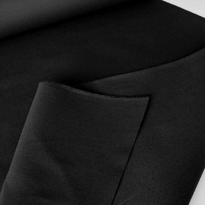 schwarz Segeltuch-Stoff  WASSERDICHT für Zelt Markise Plane > Baumwoll-Meterware