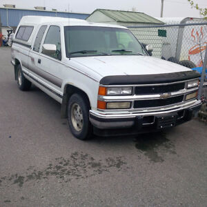 1994 Chevrolet C/K Pickup 1500 Diesel Pickup Truck! Very Clean!